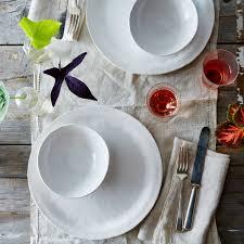 handmade porcelain textured dinnerware handmade dinnerware