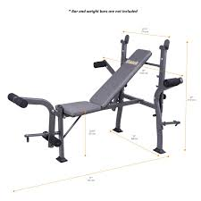 workout bench parts bench decoration