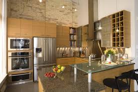 Fabulous Nuance Fabulous Interior Kitchen Design With Strong Natural Nuance Inside