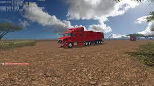volvo vnl 780 blue truck farming simulator 2017 2015 15 17 lantmanen gamesmods net fs17 cnc fs15 ets 2 mods