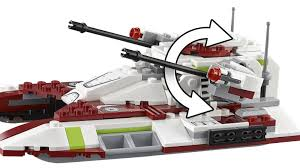 lego army tank lego star wars republic fighter tank 75182 toy at mighty ape nz