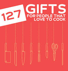 gift ideas for chefs 127 best gifts for people that love to cook dodoburd