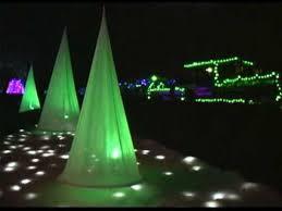 Dominion Lighting Busch Gardens Of Williamsburg U0027s Christmas Town Youtube