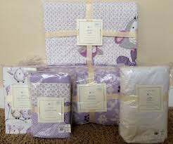 Pottery Barn Kids Baby Bedding Pottery Barn Kids Quinn Crib Bumper Toddler Quilt Skirt Sheet Sham