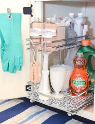 ideas to organize kitchen how to organize under the kitchen sink