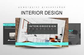 interior design presentation templates creative market