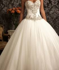 wedding dress with bling bling corset wedding dresses luxury brides