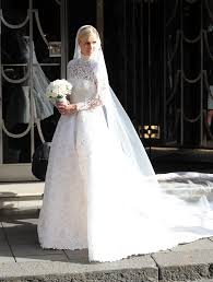 nicky wedding see every angle of nicky s stunning valentino wedding dress