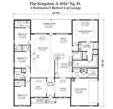 dr horton floor plan the kingston rock creek biloxi mississippi d r horton