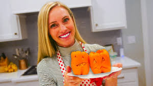 easy stuffed bell peppers what s in ellie s belly