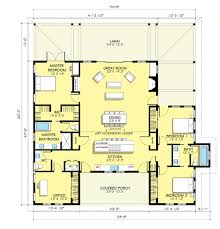 Craftsman Farmhouse Four Bedroom House Plans One Story Best Beautiful Single Storey