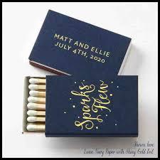 wedding matchbooks custom match books 2018 weddings