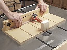 can you use a table saw as a jointer what finish do you use on heavily used shop jigs