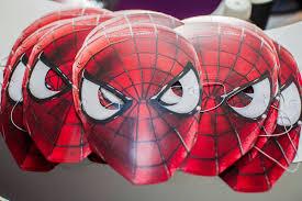 15 amazing spiderman birthday party ideas for take away birthday