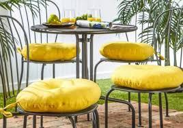 15 inch round bistro chair cushions walmart u2014 home decor chairs
