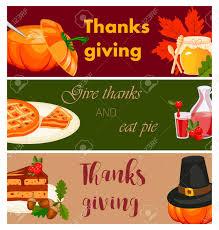 happy thanksgiving card celebration banner design autumn