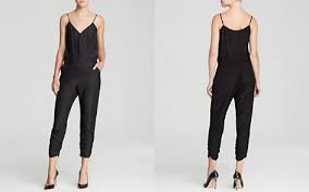 evening jumpsuits for weddings dressy jumpsuits bloomingdale s