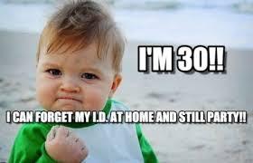 30th Birthday Meme - best 30th happy birthday funny meme 2happybirthday