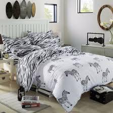 Zebra Print Single Duvet Set Discount Queen Size Zebra Print Bedding 2017 Queen Size Zebra