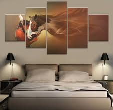 Horse Decorations For Home by Compare Prices On Horse Canvas Art Online Shopping Buy Low Price