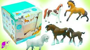 dreamworks spirit riding free stallion horse surprise blind bags