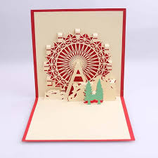 the new 3 d cards wedding invitations small three dimensional