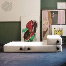 trix convertible folding sleeper sofa guest bed kartell