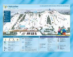 Map Of Tahiti Village Vacances Valcartier Park Map