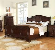 bedroom chairs target cherry finish bedroom furniture sleigh bedroom set dark cherry