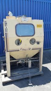 Used Blast Cabinet Dealer Sells Used Lathe Milling Machine Metal Shear Press Brake