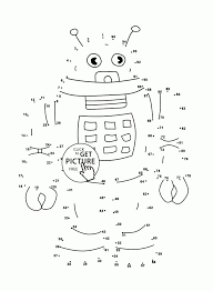 connect kids coloring pages coloring page
