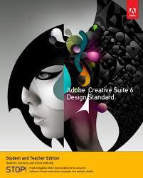 creative suite 6 design standard adobe cs6 design standard education edition 2 pc win
