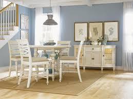 White Pub Table Set - legacy classic glen cove round pub table dining set in white