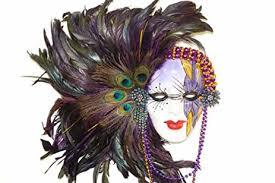 porcelain mardi gras masks gorgeous purple feather violet porcelain mardi gras mask