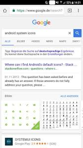 android meaning meaning of unknown notification symbol android enthusiasts stack