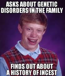 Meme Psychology - we were talking about genetic disorders in psychology so i asked my