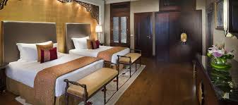 two bedrooms jumeirah zabeel saray hotel rooms suites two bedroom suite king