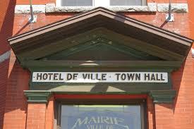 bureau de poste hotel de ville bureau de poste de knowlton répertoire du patrimoine culturel du