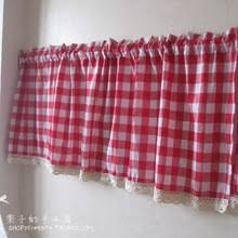 Country Rustic Curtains Popular Red Kitchen Curtains Buy Cheap Red Kitchen Curtains Lots