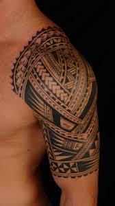 tattoo polynesian designs tribal maori samoan art