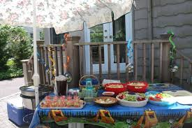 the grandma chronicles an old fashioned backyard birthday party