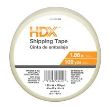 Home Depot Atlanta Georgia Hdx 1 88 In X 109 Yds Shipping Packaging Tape Hdx Hdl Dc The