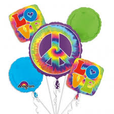 order helium balloons for delivery feeling groovy 60s foil balloon bouquet buy helium balloons