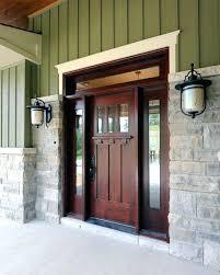 How To Install A Prehung Exterior Door Prehung Front Door Reliabilt Prehung Exterior Door Installation