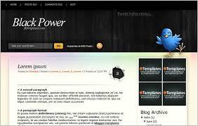36 fresh and beautiful free blogger templates dzineblog com