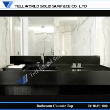 Solid Surface Vanity Tops Factory Supply Tell World Solid Surface Fancy Western Triangle