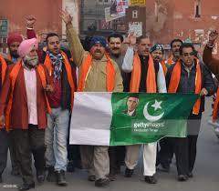 Flag Burning Protest Shiv Sena Activists Protest Against Pakistan In Amritsar Photos