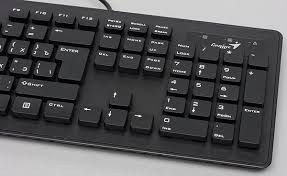 Keyboard For The Blind Slimstar 130 Review Simple Keyboard For Daily Use