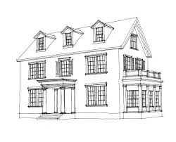 colonial home plans with photos badger and associates inc house plans for sale colonial home