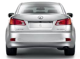 silver lexus 2009 2009 lexus is facelift european spec model revealed